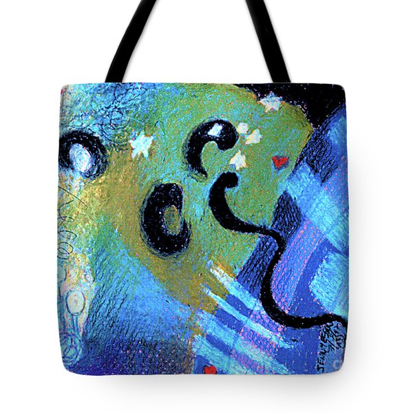 Light 3 Tote Bag