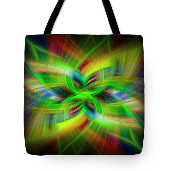 Light Abstract 1 Tote Bag