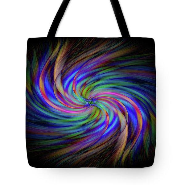 Light Abstract 2 Tote Bag