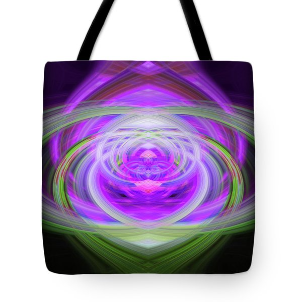 Light Abstract 3 Tote Bag