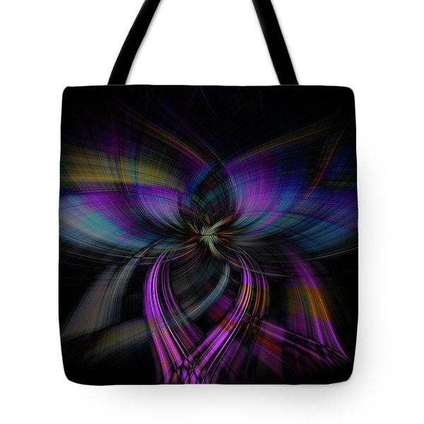 Light Abstract 4 Tote Bag