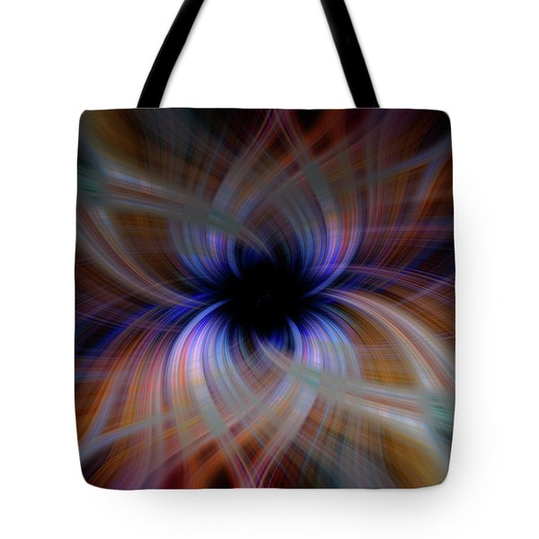 Light Abstract 5 Tote Bag