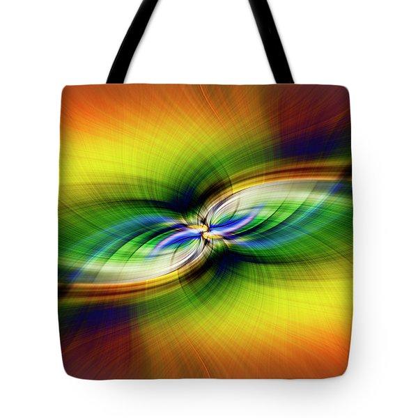 Light Abstract 9 Tote Bag