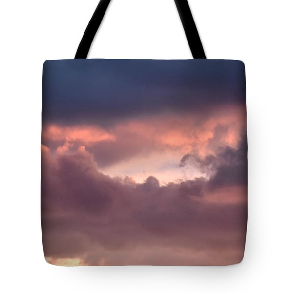 Light After Storm Tote Bag