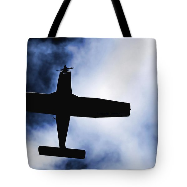 Tote Bag featuring the photograph Light Aircraft by Craig B