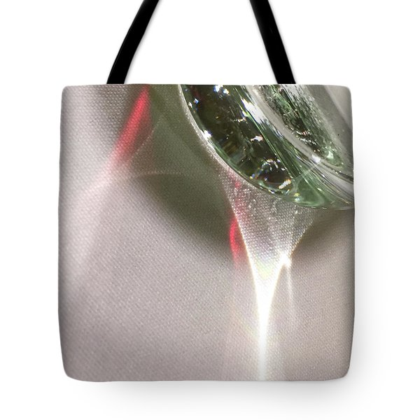 Tote Bag featuring the photograph Light by Alex Lapidus