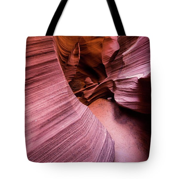 Tote Bag featuring the photograph Light And Dark by Stephen Holst