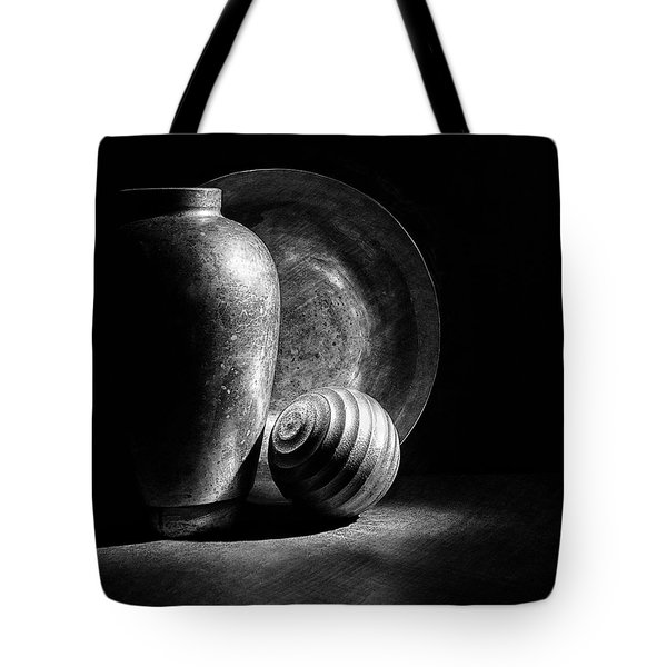 Light And Shadows Tote Bag