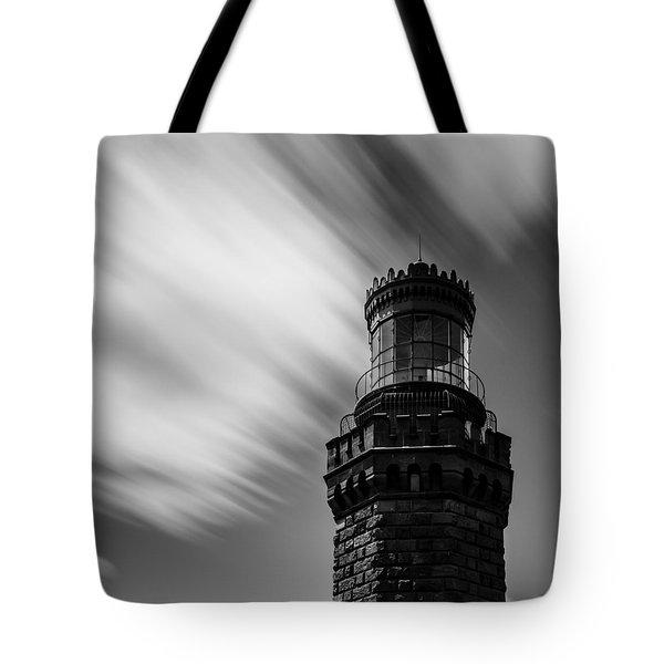 Light And Time Tote Bag