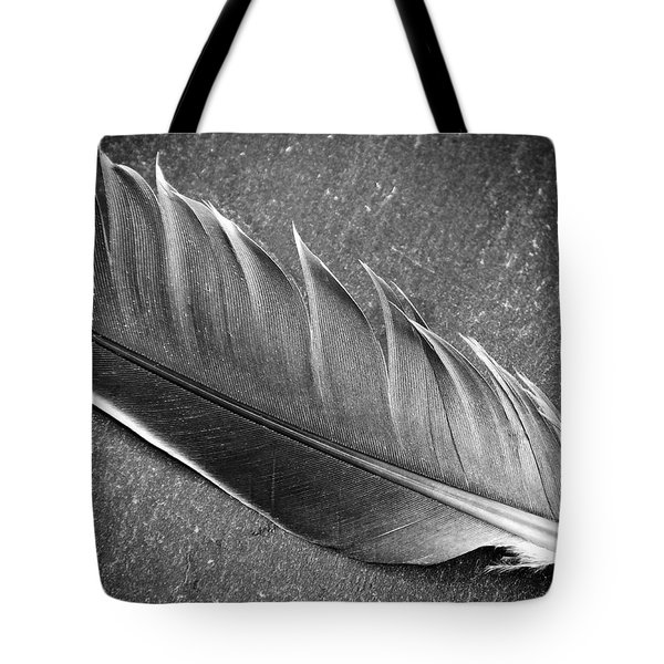 Tote Bag featuring the photograph Light As A Feather by Karen Stahlros