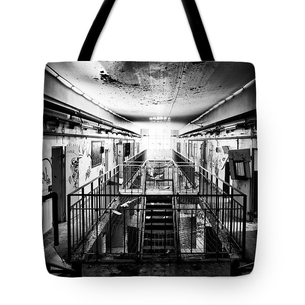 Light At The End Of The Hellway Tote Bag