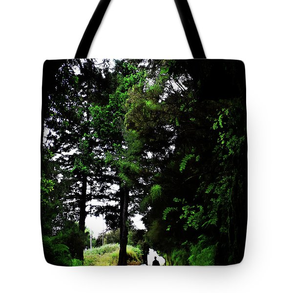 Light At The Last Tote Bag