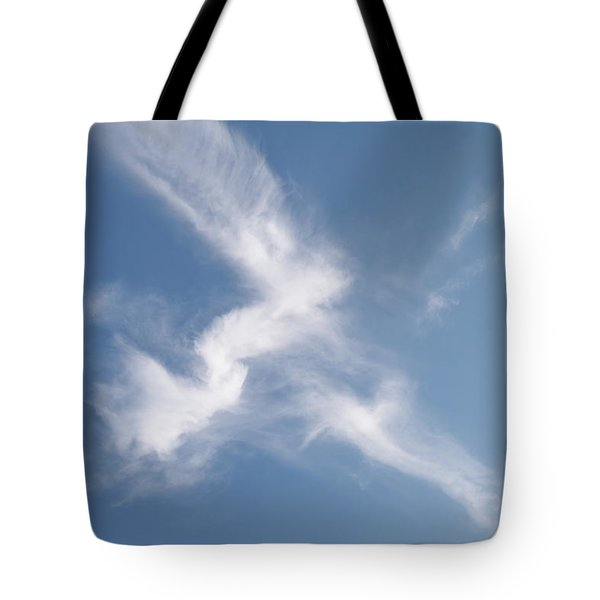 Tote Bag featuring the photograph Light-bearing Essence by Jenny Rainbow