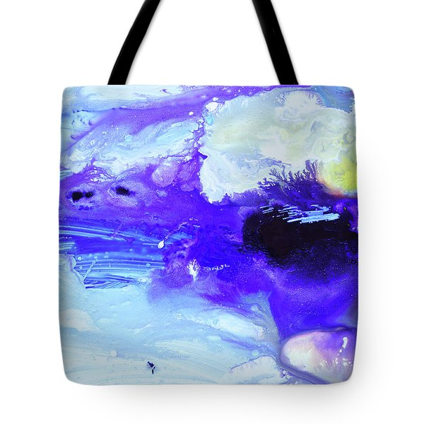 Light Being Tote Bag