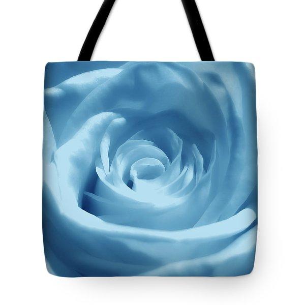 Light Blue Dream Tote Bag