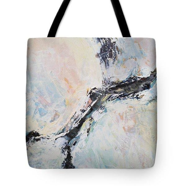 Light Eradicates Darkness Tote Bag