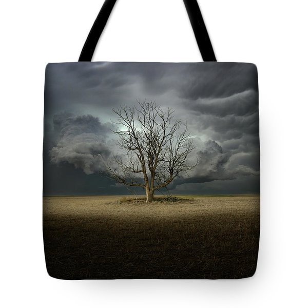 Light From The Heavens Tote Bag