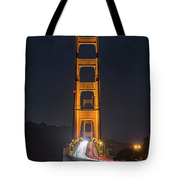 Light Gateway Tote Bag