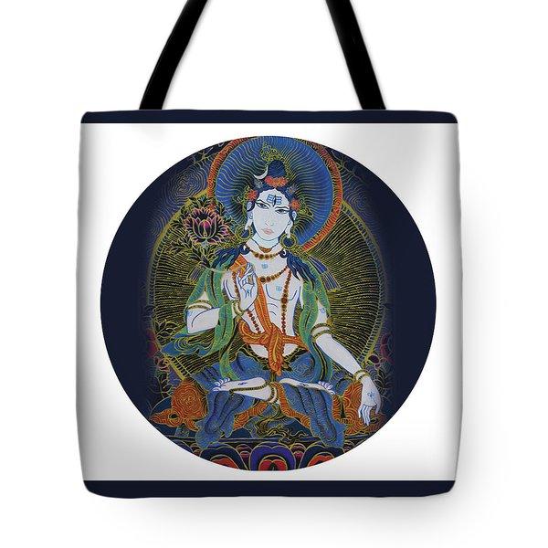 Light Giving Shiva  Tote Bag