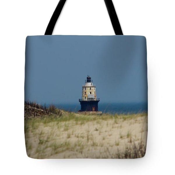 Light House At The Cape Tote Bag