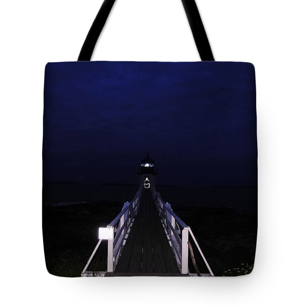 Light In Darkness Tote Bag
