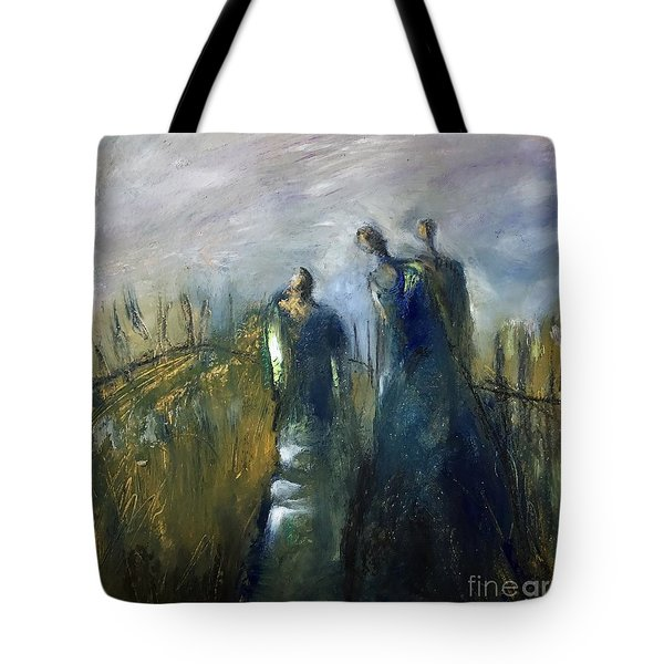 Light In Her Life Tote Bag