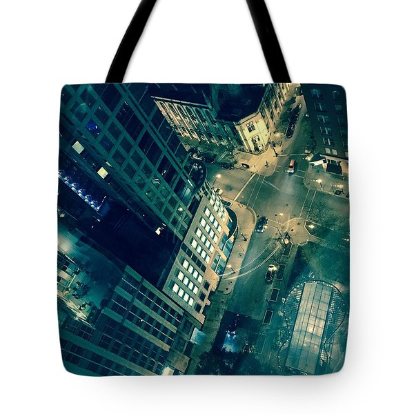 Light In The City 2 Tote Bag
