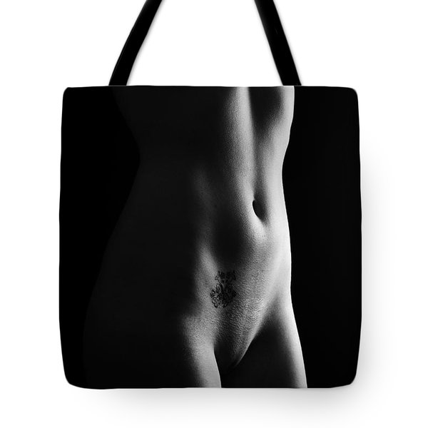 Light In Trance Tote Bag