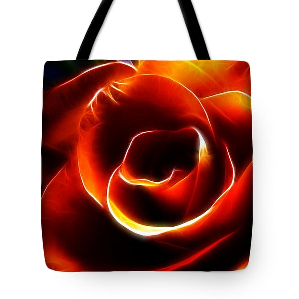 Light Kisses Tote Bag