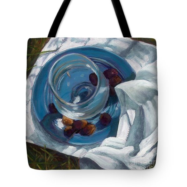 Light Lunch Tote Bag