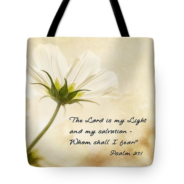 Light Tote Bag by Mary Jo Allen