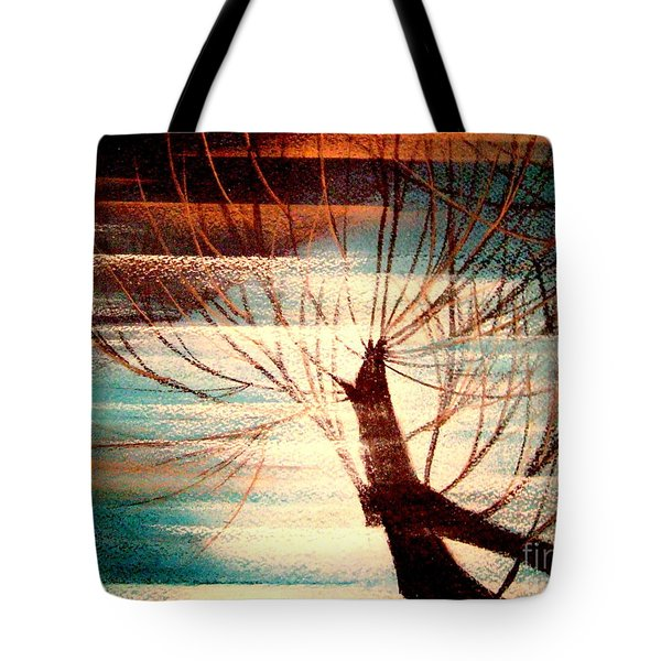Light Melody Tote Bag