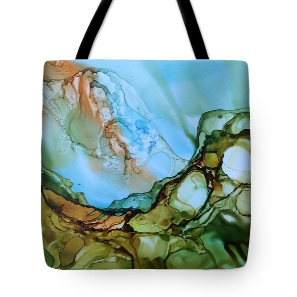 Light My Fire Tote Bag by Pat Purdy