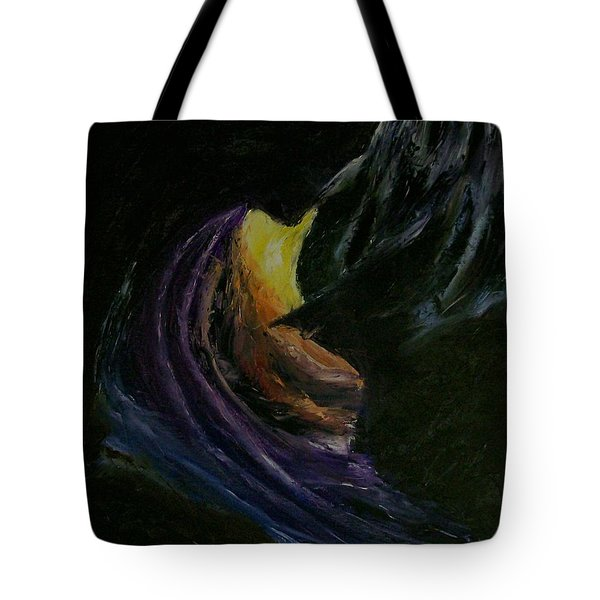 Light Of Day Tote Bag