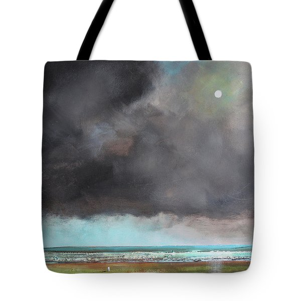 Light Of Hope Tote Bag by Toni Grote