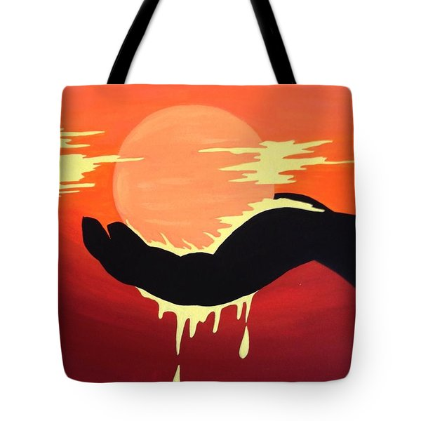 Light Of My Life Tote Bag