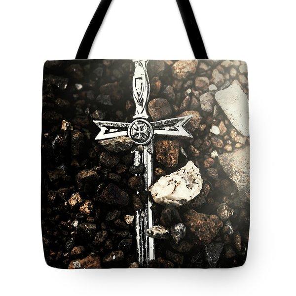 Light Of Mythology Tote Bag