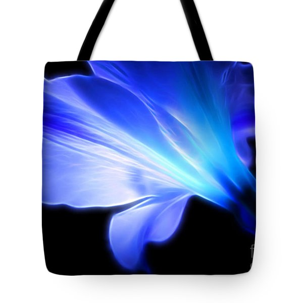 Light Of The Soul Tote Bag