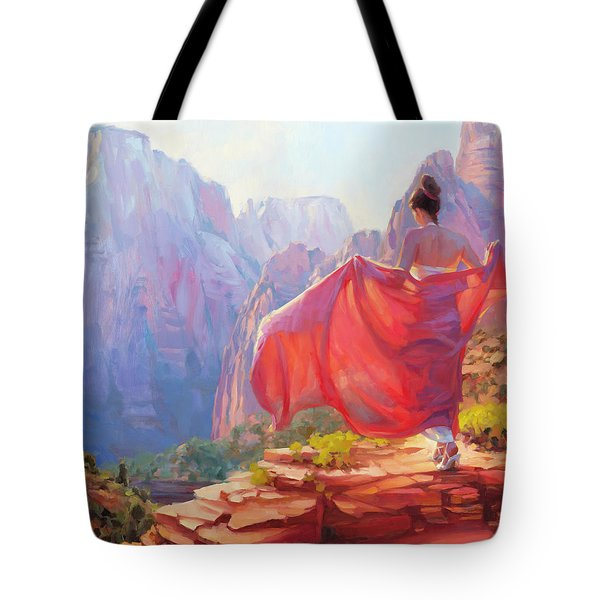 Light Of Zion Tote Bag