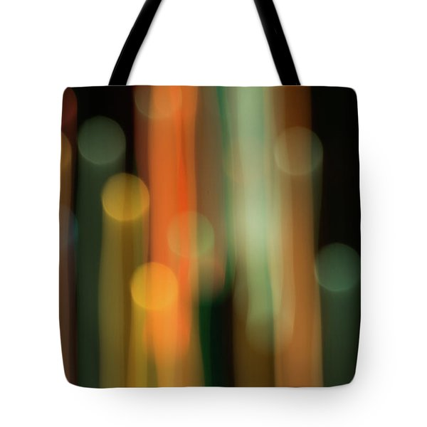 Light Painting No. 1 Tote Bag