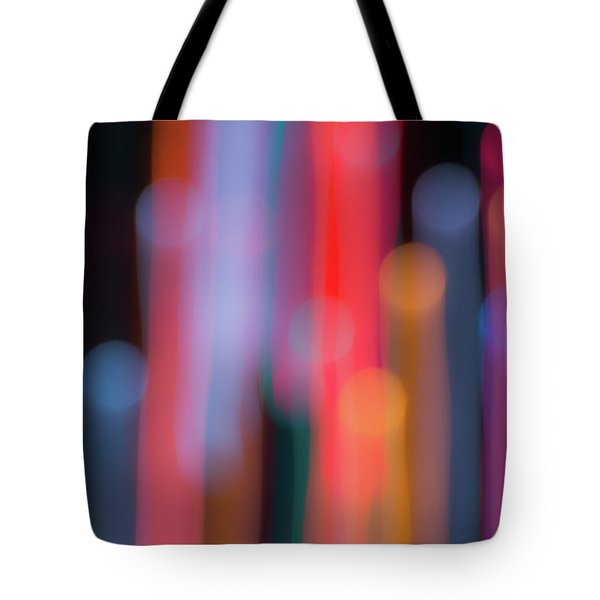 Light Painting No. 3 Tote Bag