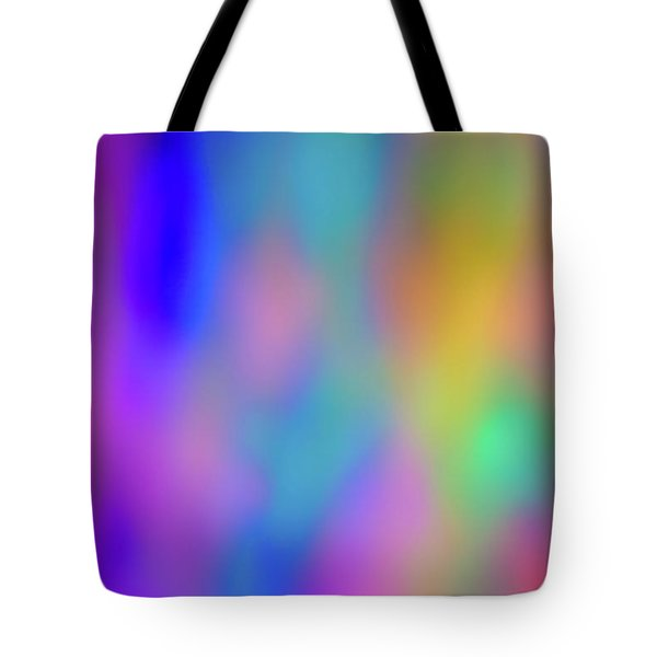 Light Painting No. 6 Tote Bag