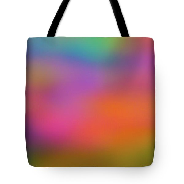 Light Painting No. 7 Tote Bag