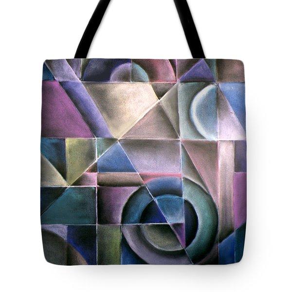 Light Patterns 1 Tote Bag