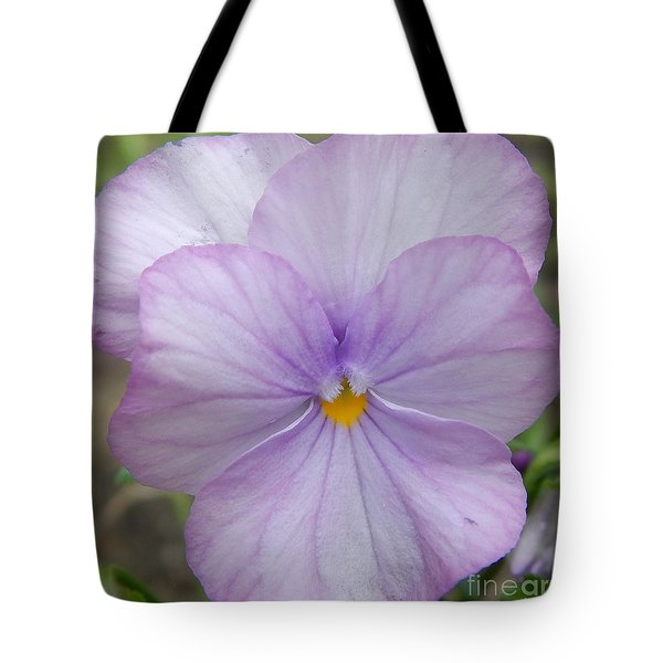 Spurred Anoda - Light Purple Tones Tote Bag