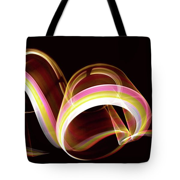 Light Rolls  Tote Bag