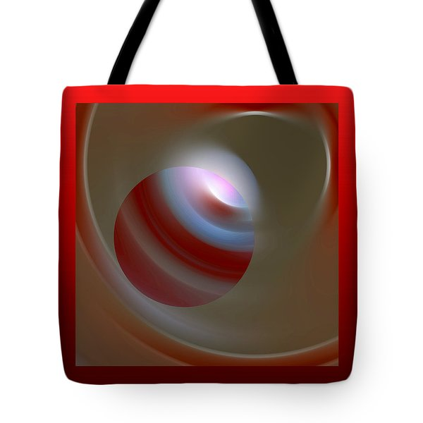 Light Source Tote Bag