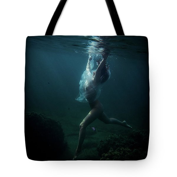 Light Suit II Tote Bag