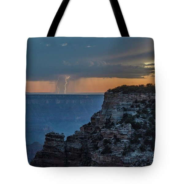 Light Up The Sky Tote Bag