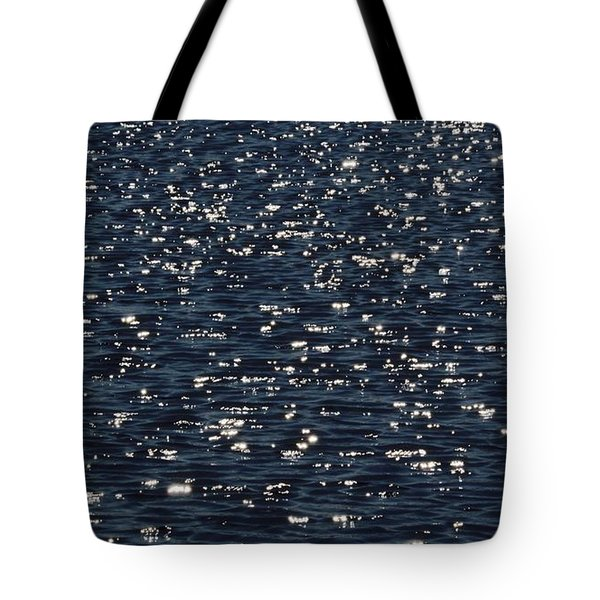 Light Waves #3 Tote Bag